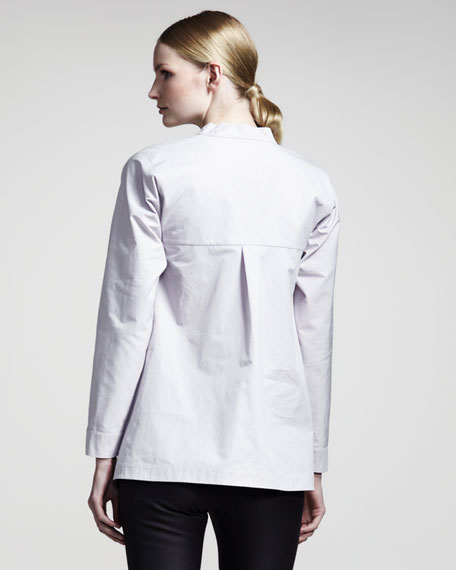 Nem Long-Sleeve Tunic, Lily Mauve