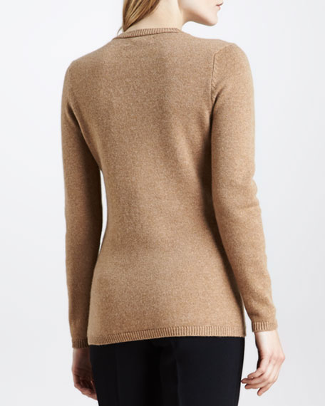 Soldier Cashmere Sweater