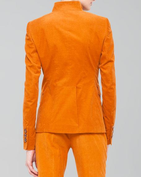 Cotton-Cashmere Corduroy Jacket