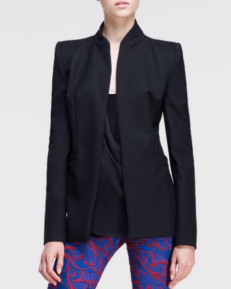 Basquin Open-Front Jacket