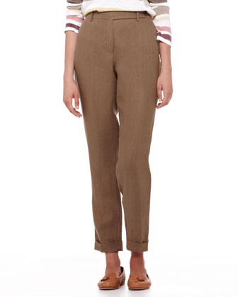 Jari Galway Cuffed Ankle Pants
