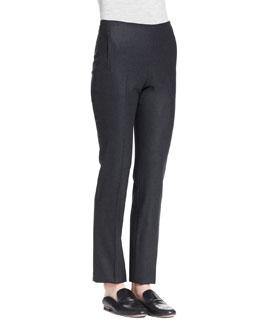 Wally Wool Flannel Pants