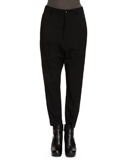 Rick Owens Loose-Fitting Straight-Leg Pants