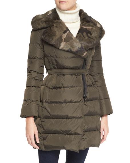 moncler camo jacket