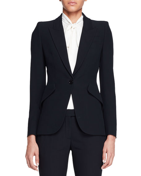 Classic Suiting Jacket