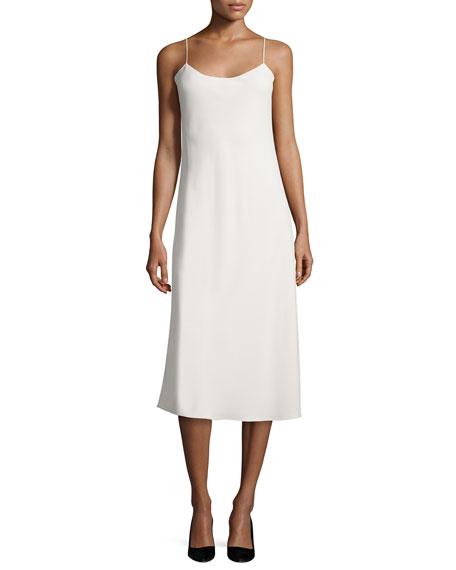 Gibbons Sleeveless Bias-Cut Dress