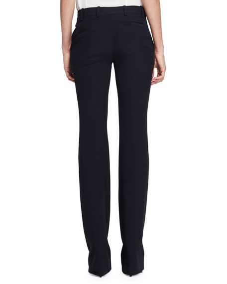 Classic Suiting Pants, Black