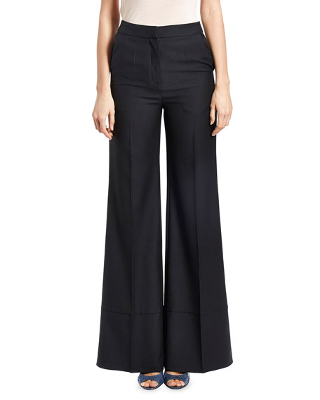 Birte Wide-Leg Trousers
