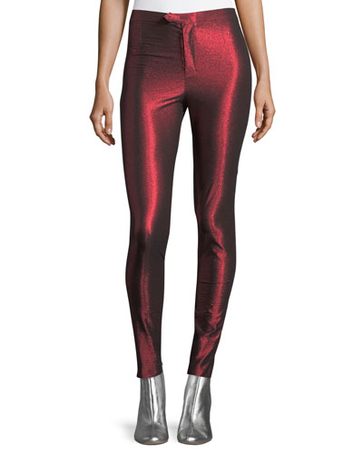 Gevada Metallic Legging Pants