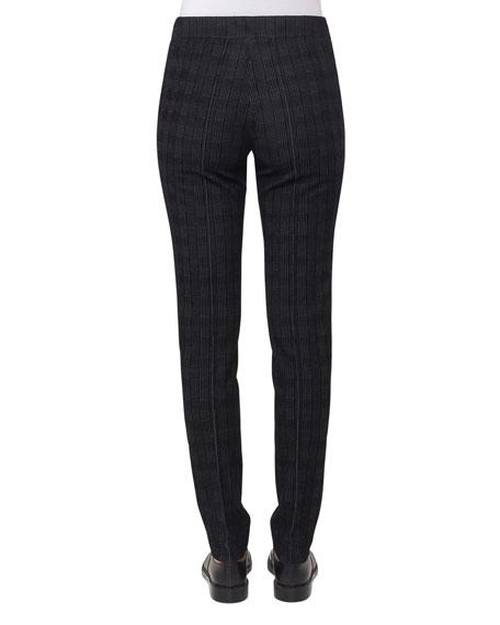 Mara Glen Plaid Velvet Pants