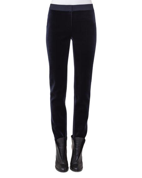 Mara Velvet Jersey Pants