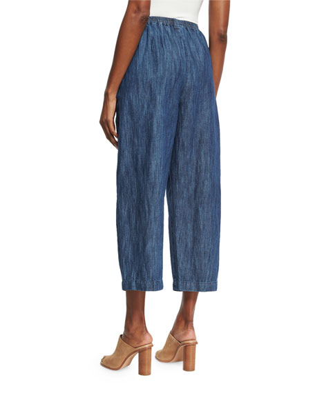 Japanese Trousers, Blue