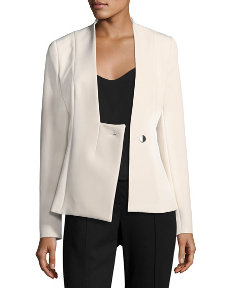 Brianne Jacket w/ Asymmetric Closure