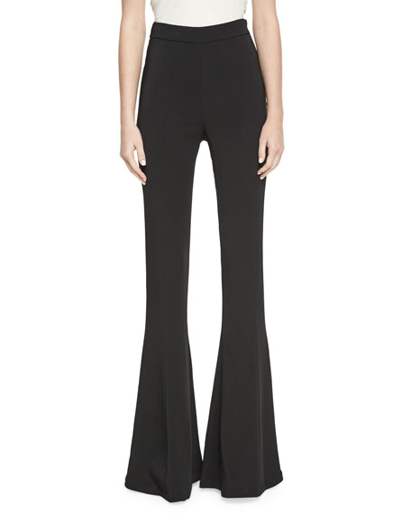 Naomi High-Waist Flare Pants