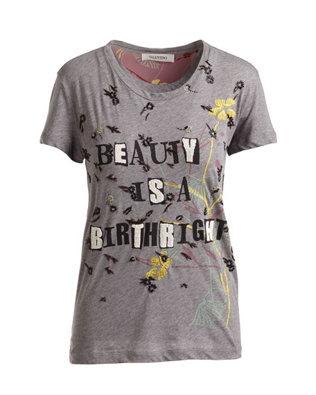 Beauty is a Birthright T-Shirt