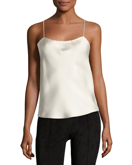 Biggins Silk Cami Top