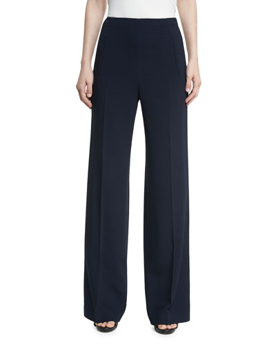Axon Wide-Leg Trousers
