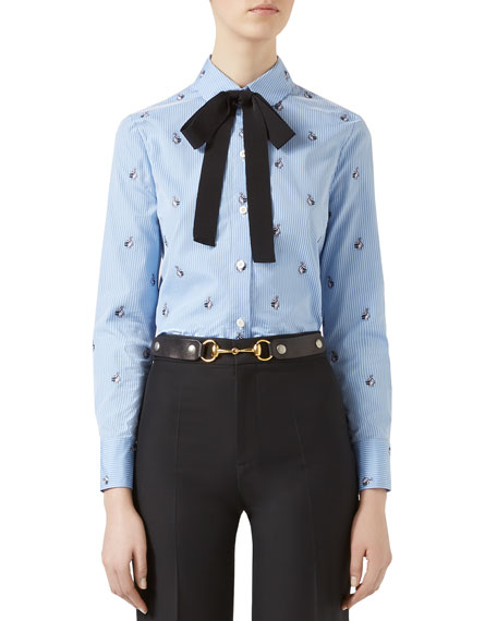 Rabbit Fil Coup&#233 Shirt, Light Blue