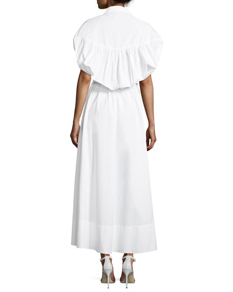 Have the Wind on Your Back Shirtdress
