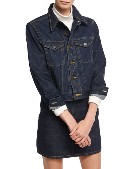 Brooke Denim Jacket