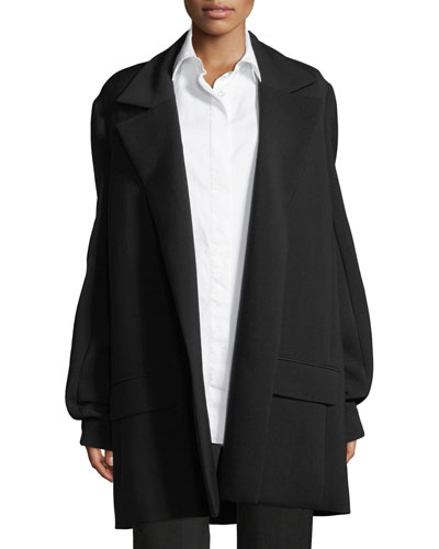 Grafney Oversized Wool Coat