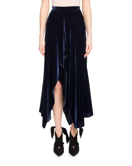 Haxby Velvet Mdi Skirt