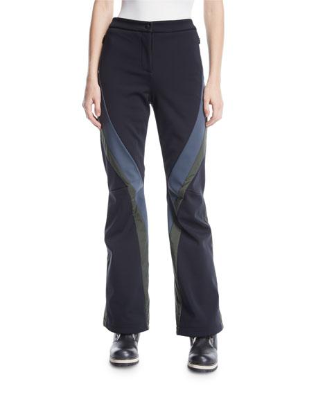 Colorblock Ski Pants
