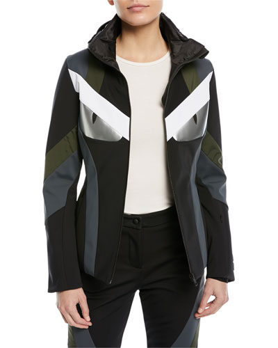 Monster Eye Ski Jacket