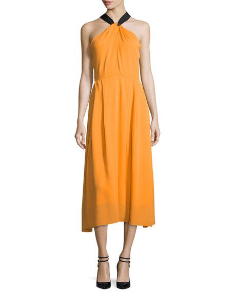 The Ellesmere Halter Dress