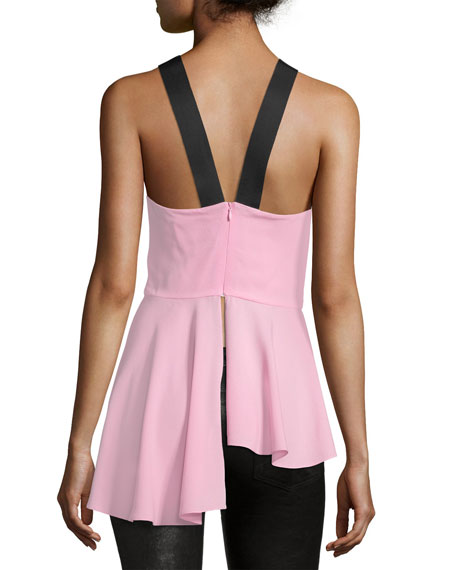 The Kirby Layered Halter Top