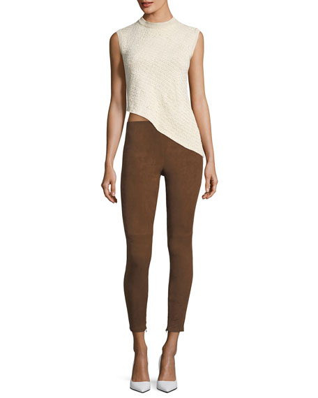 Eleanora Suede Legging Pants