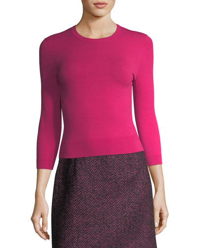 Starlet 3/4-Sleeve Sweater