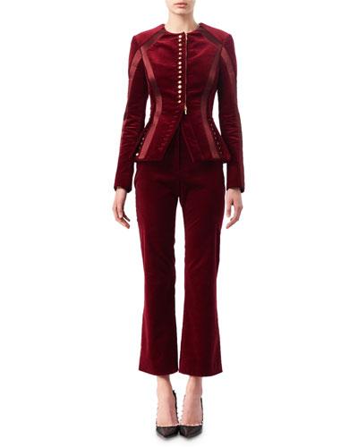 Cavendish Velvet Jacket