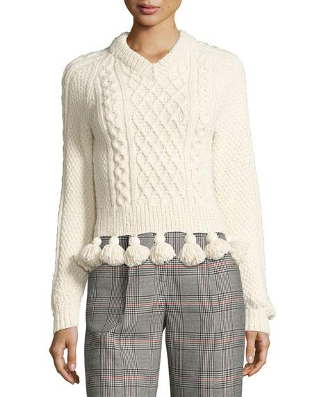 Grandma's Blanket Sweater