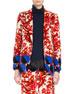 Blest Floral Circle Jacket