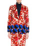 Dries Van Noten Blest Floral Circle Jacket