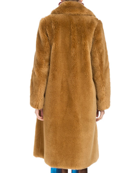 Ritoli Faux Fur Long Coat