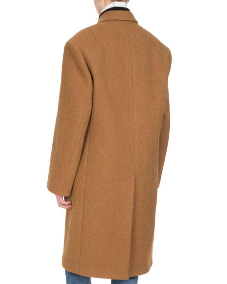 Ramada Cinched-Waist Coat