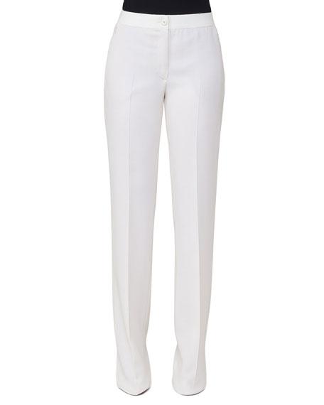 Carla Straight-Leg Pants