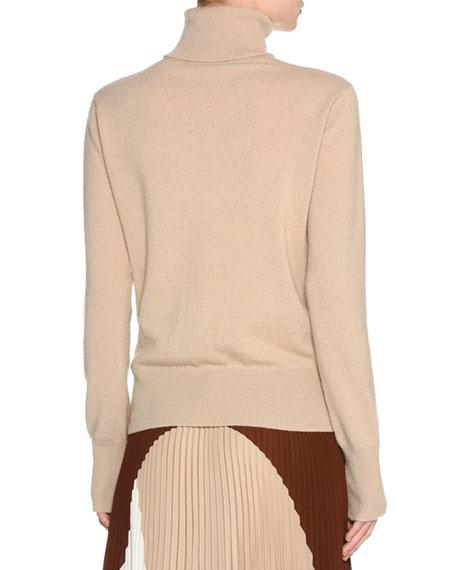 Fine Cashmere Turtleneck Sweater