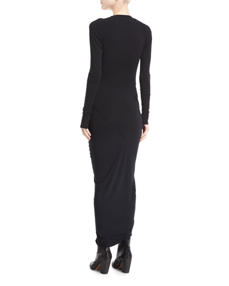 Convertible Jersey Wrap Dress