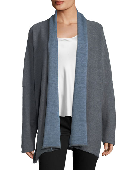 Extrafine Merino Wool Cardigan
