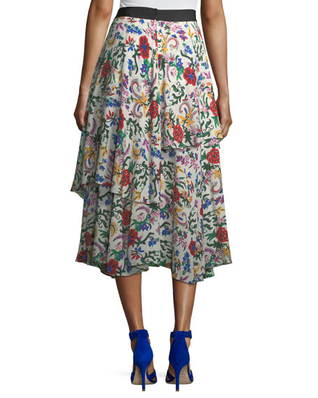 The York A-Line Skirt