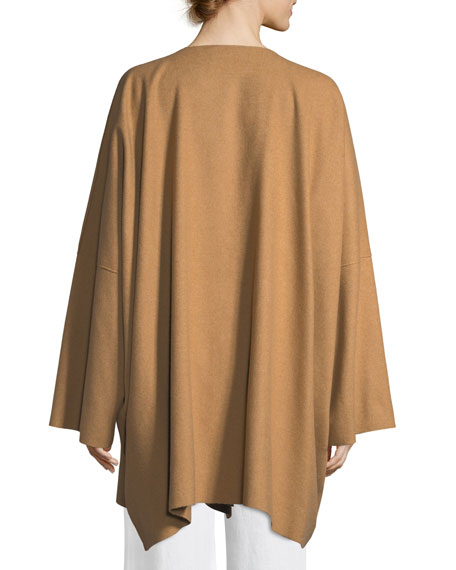 Open-Front Jacket
