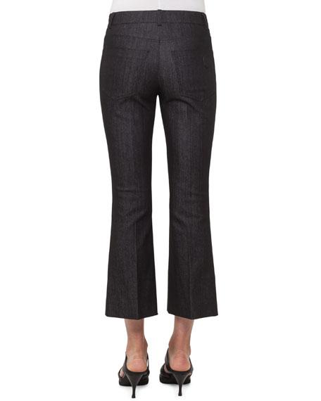 Manou Cropped Denim Pants
