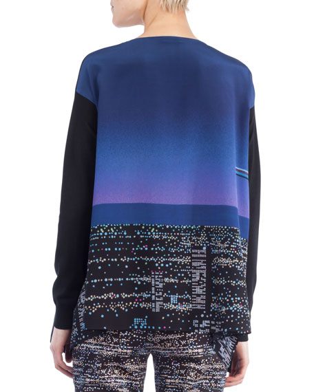 Twilight City Combo Top