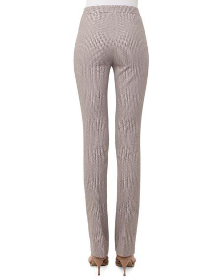 Claire Fantasy Jacquard Pants