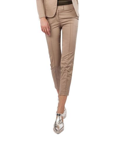 Frankie Stretch-Cotton Pants