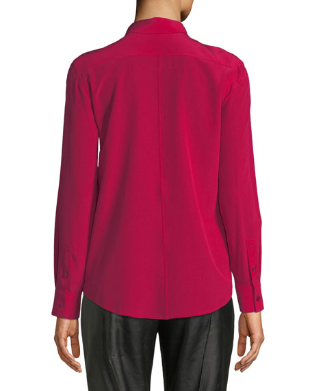 Crepe de Chine Blouse