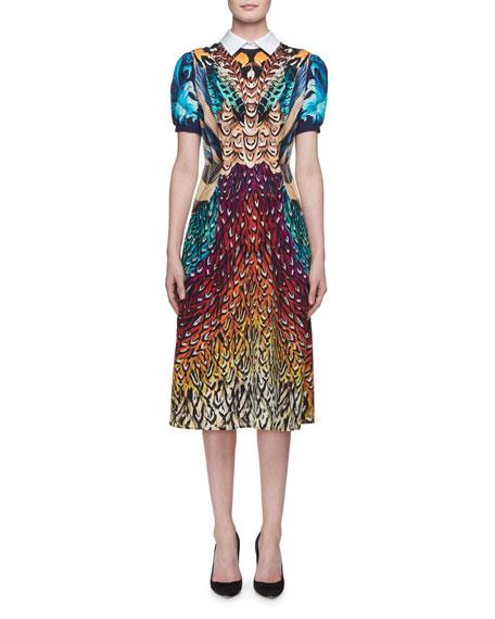 DRESSES - Short dresses Mary Katrantzou Clearance Popular Authentic Cheap Price Official Online HUz6ATB